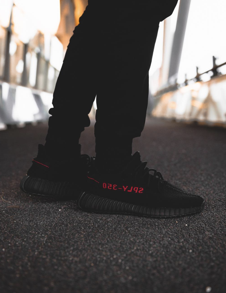 bd2a34d190a Fake Vs Real Yeezy Boost 350 V2 Bred CP9652 Boost Sole - Legit Check