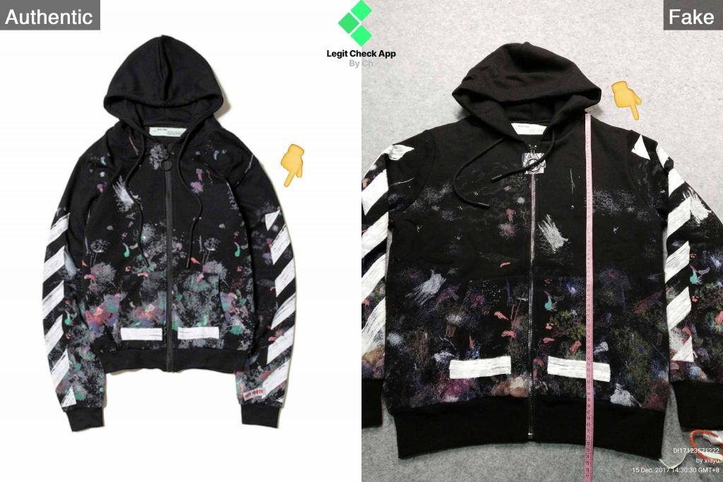 Off-white Galaxy Legit Check