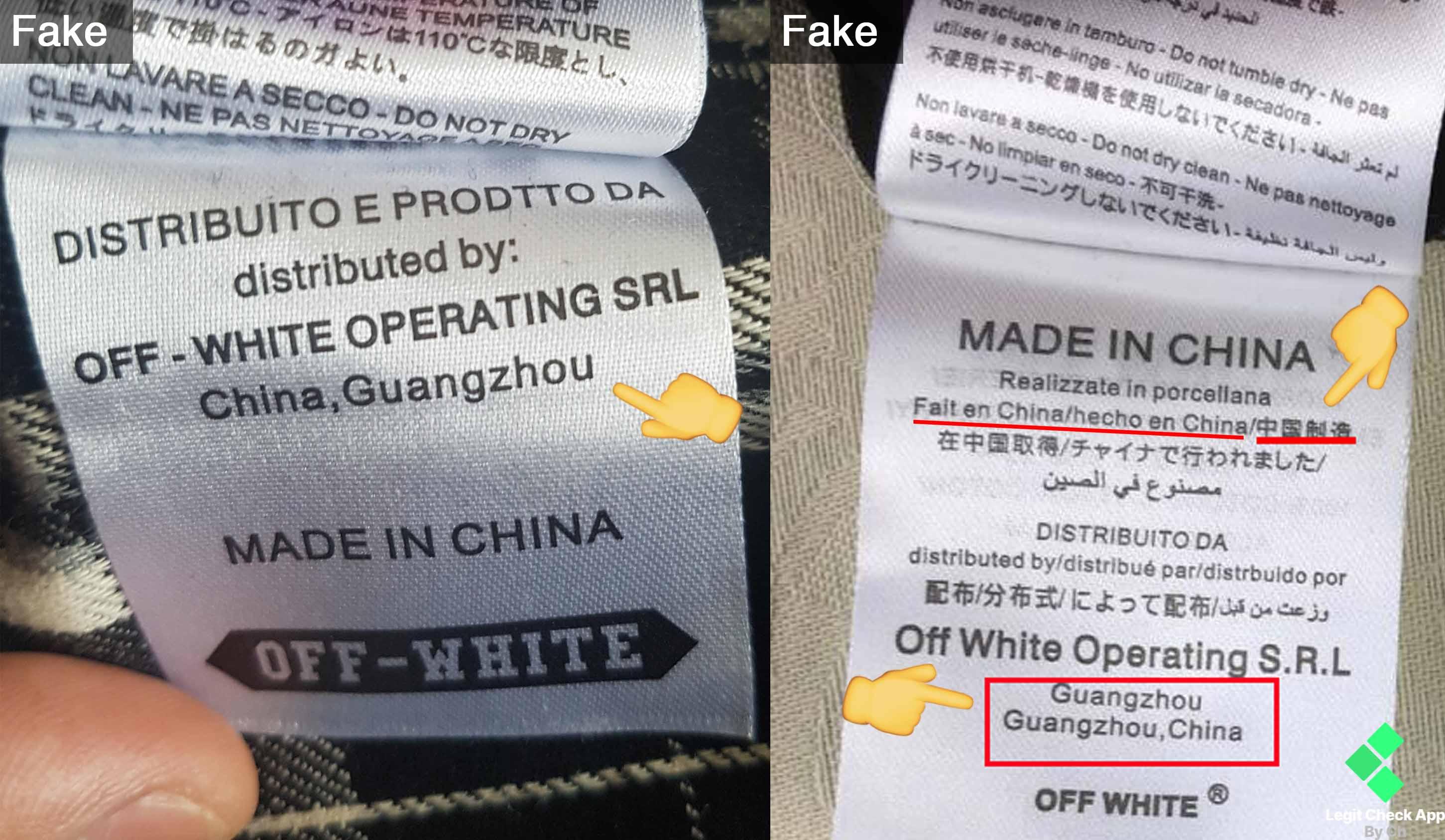 fb1f6a6e9a92 Off White Legit Check Guide: Wash Tag Fake vs Real - Legit Check App