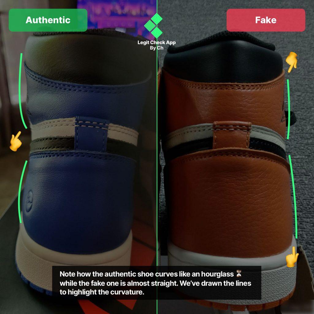 58b4ef72b2f 💨💨 Ultimate Air Jordan 1 QC/LC Checklist - With Fake Vs Real ...